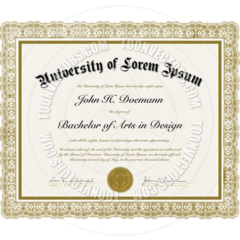 certificate of graduation template free printable certificates certificate templates
