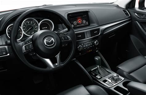 mazda cx 5 interior room
