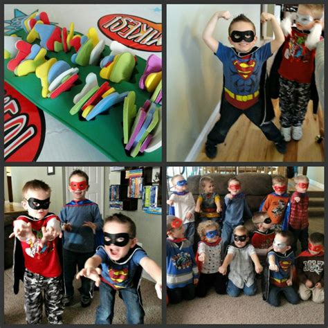 superhero themed games 17 best images about birthday party fun on pinterest