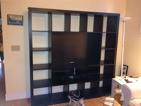 Deep Silo Builder by 100 Diy Wall Unit Entertainment Center Wall Mount