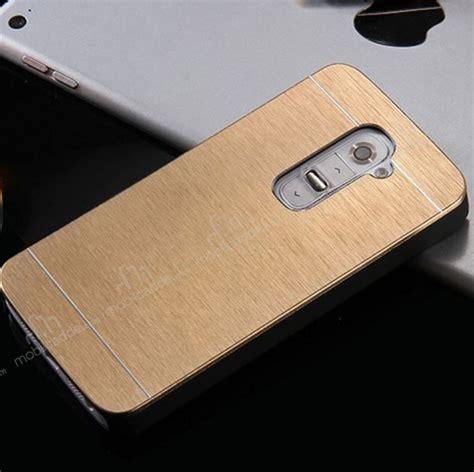 Motomo Metal Lg G2 motomo lg g2 metal gold rubber k箟l箟f stoktan teslim