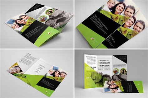 tri fold brochure 21 family planinng and child care