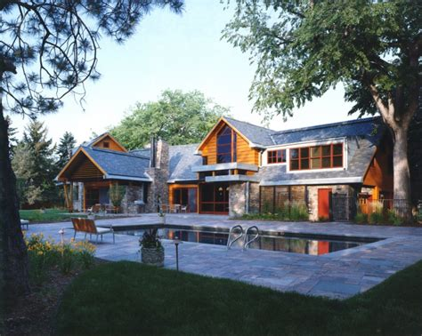 fantastic country modern house plans modern house plan