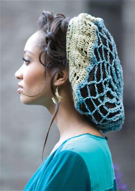 knit pattern hair net snood chignon net crochet pattern free crochet patterns