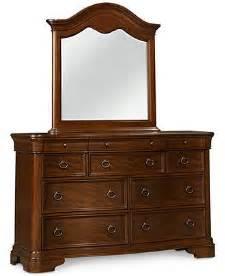 bordeaux ii dresser furniture macy s bedroom