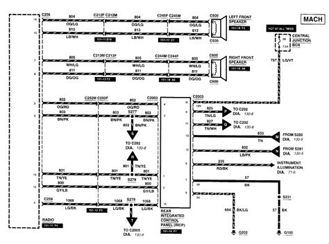 wiring diagram 2002 ford explorer wiring diagram 04