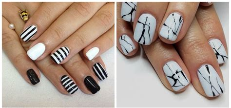 Nail Varnish Designs by Black Nail Designs 2018 Stylish Ideas And Trends Of Black