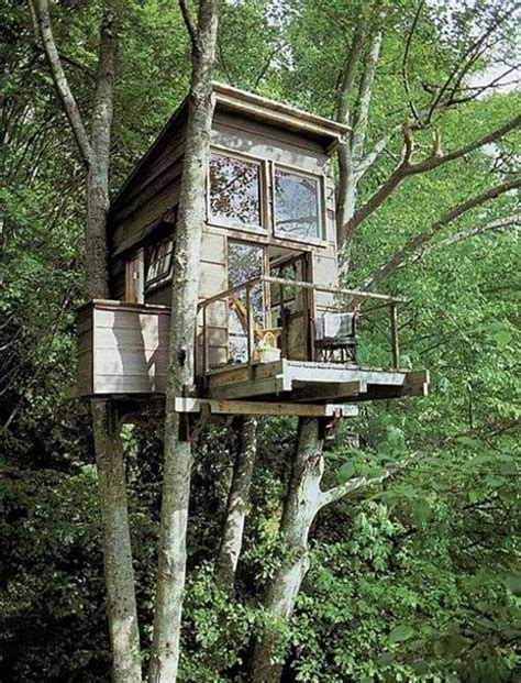 Treehouse Cabins Oklahoma by Gotta A Treehouse With A Deck Treehouses