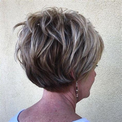 layer cuts for 60 60 overwhelming ideas for short choppy haircuts short