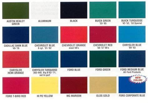 por 15 colors por 15 engine paint colors por free engine image for