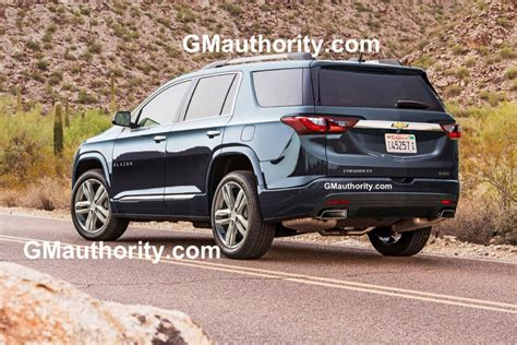 2019 Chevy Blazer 2019 Chevrolet Blazer Spied Gm Authority