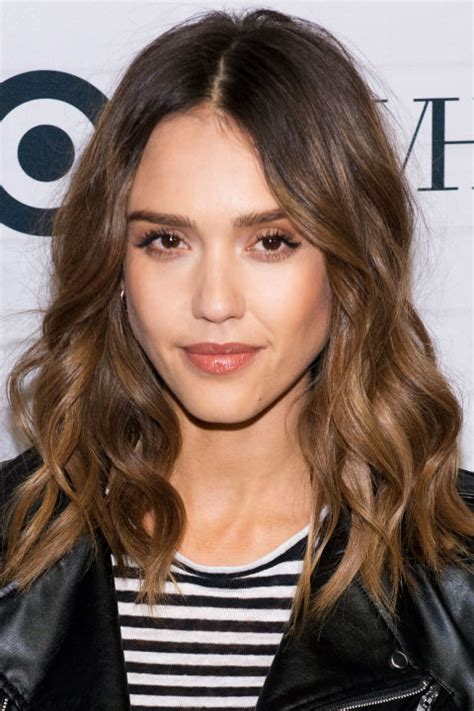 hairstyles and colors for summer 2016 jessica alba 2016 hair