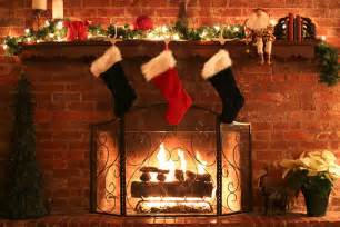 Christmas fireplace decoration personalised stockings 187 the fireplace