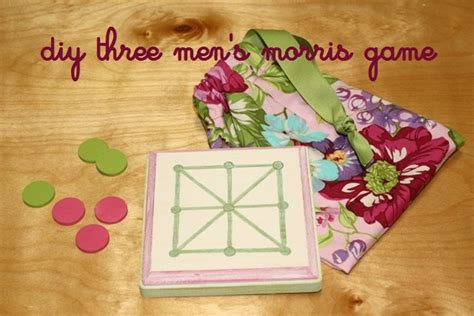 home made christmas gift games 3 s morris gifts the happy home management