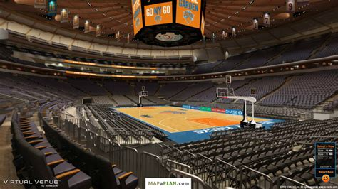 section 120 msg madison square garden seating chart section 120 view