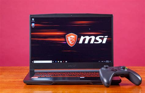 msi gf rb full review  benchmarks