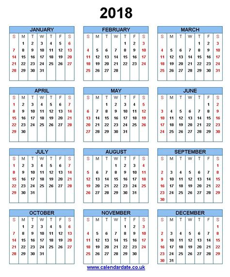 printable calendar ireland 2018 2018 calendar uk printable calendar template