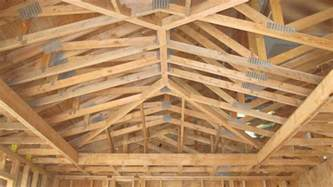 vaulted ceiling opening up your home for a bigger feel
