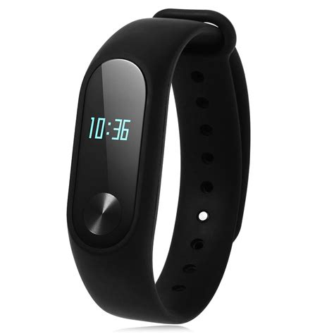 Xiaomi Mi Band 2 Pulse Smartwatch xiaomi mi band 2 smart with rate monitoring