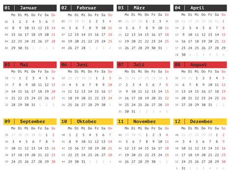 kalenderwoche rechnerlich