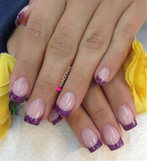 imagenes de uñas decoradas en acrilico 2015 pin postizas fotos gel acr licas porcelana on pinterest