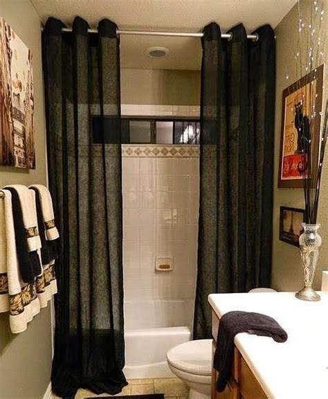 Pinterest Curtain Ideas Inspiration Bathroom Decorating Ideas With Shower Curtains Kitchendesigningideas Net My Home