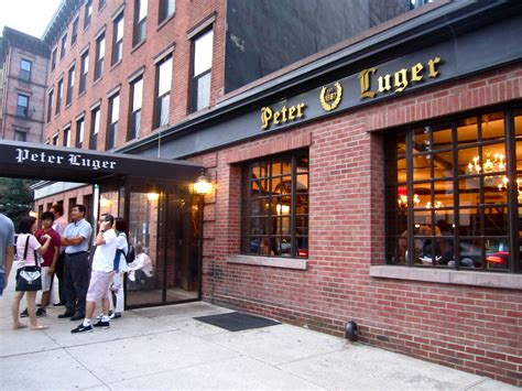 peter luger steak house the best steak i have ever had what shi eats