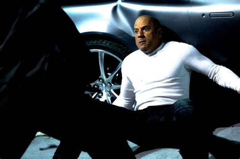 fast and furious 7 vin diesel as dominic toretto