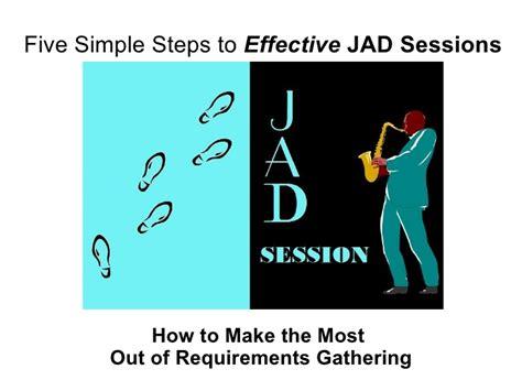 figure 25 cross case comparison of jad and prototype session