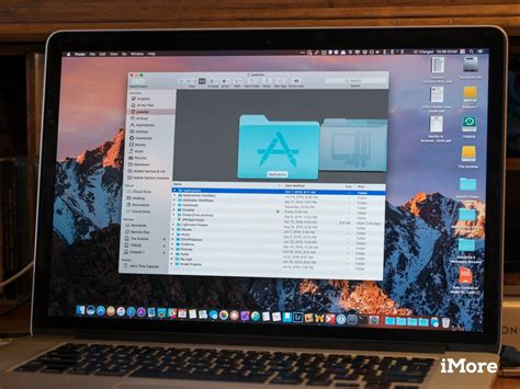 take picture on mac how to use finder on your mac imore
