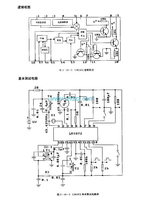 radio remote circuit diagram lm1872 electronic toys and model cars radio infrared
