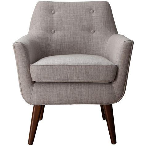 clark beige linen chair froy