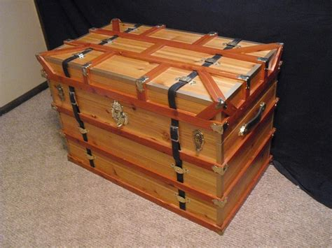 Handmade Cedar Chest - made cedar chest by furniture your way custommade