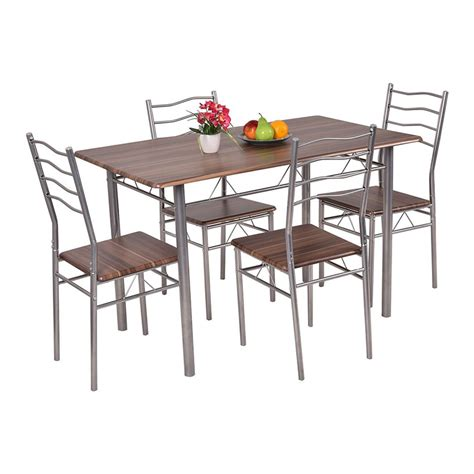 Stainless Steel Dining Table And Chairs 9 Best Modern Steel Chairs In Trend 2017 Styles At