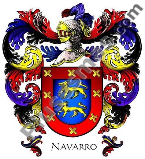 significado cadenas escudo navarra escudo del apellido navarro