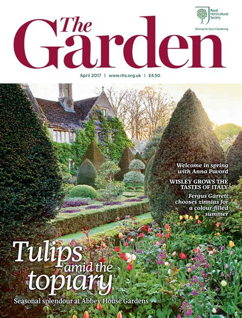 discover a world of horticulture with the garden magazine rhs gardening