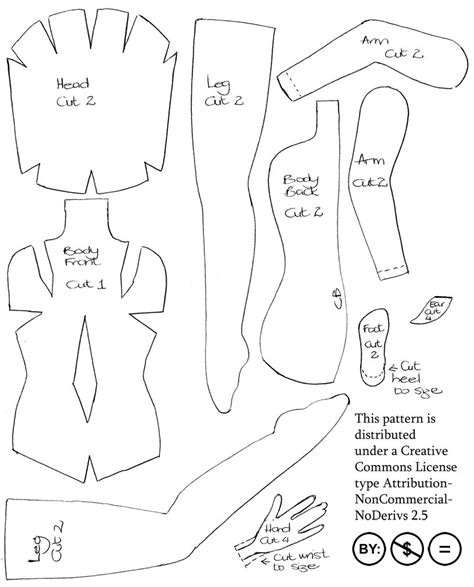 pattern felt doll pinterest new free cloth doll patterns free printable paper dolls