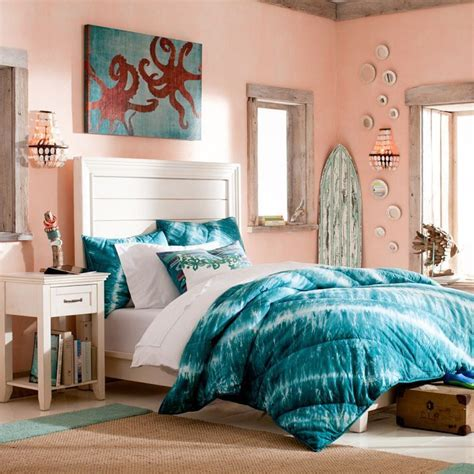 Bedroom Colors Pottery Barn Pottery Barn Beautiful Colors In This Bedroom Home