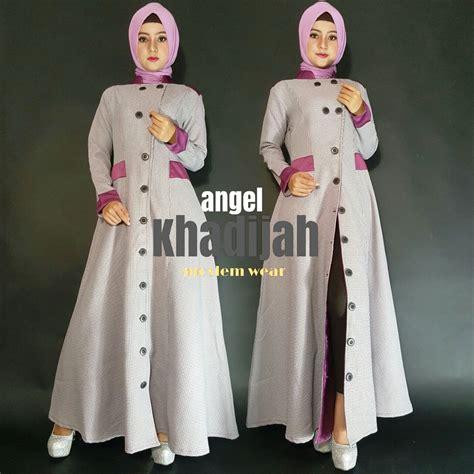 Busana Muslim Tanah Abang 11 koleksi busana muslim tanah abang model terbaru 2018