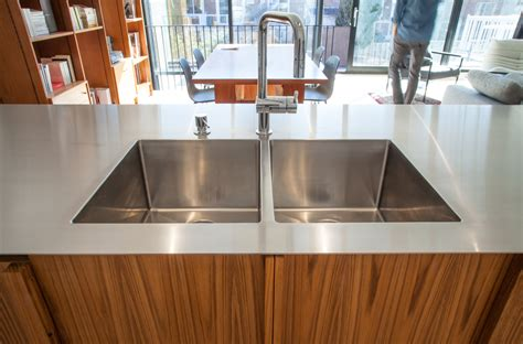 Comptoir Inox by Comptoir Sur 238 Lot Inox Design