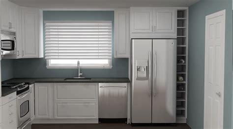 ikea kitchen cabinet hack ikea kitchen hack a custom wine cabinet for a narrow space
