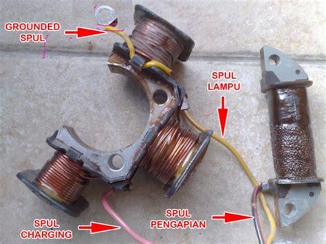 Kabel Bodi Beat Kvy 960 cara merubah arus ac ke dc pada honda beat curan otomotif