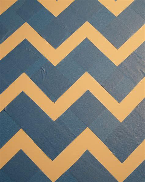pattern tap make a tabletop chevron pattern sunset