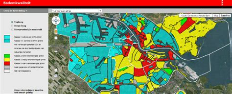netherlands crime map maps mania amsterdam soil quality on maps