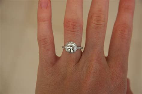 1 carat engagement ring diamondstud