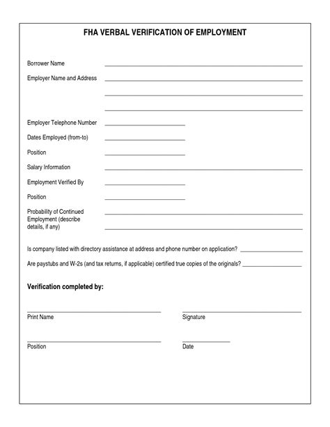 Employment Verification Letter Template Microsoft Employment Verification Letter Microsoft Sle And Template 7 Budget Employment Verification