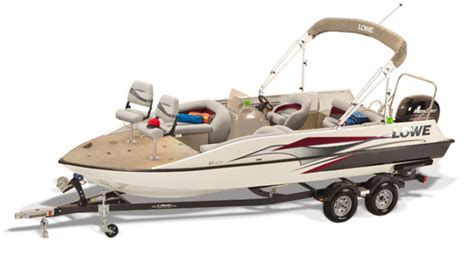 deck boat reviews research 2016 lowe boats sd224 sport deck fish on