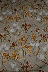 Floral Upholstery Fabric Items Similar To Vintage Upholstery Fabric Vintage