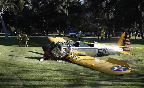 harrison ford plane crash harrison ford injured in plane crash nbc news