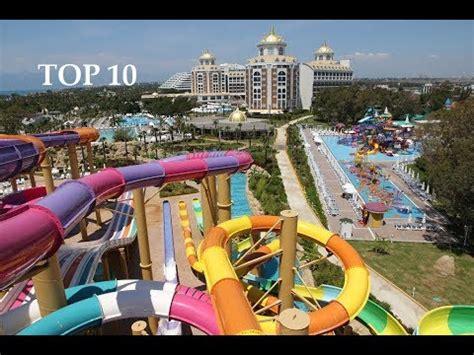 antalya best hotels top 10 best 5 hotels antalya turkey 2017